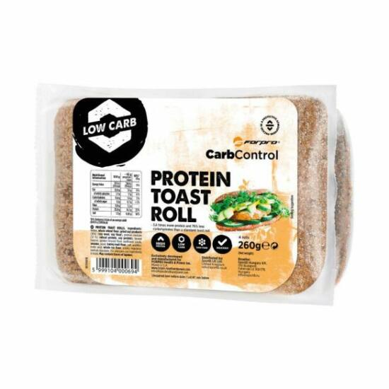 Forpro Protein Toast Roll, 260g